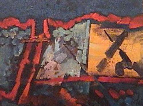 Carlos Cañas - Sin Titulo - 18 x 24 cm - 1990 - $ 950.-