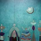Carlos Ercoli - Los Objetos - oleo - 50 x 60 cm - 2007