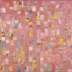 Construcción Rosa c línea Azul - 70 x 75 cm - Mixta s tabla - 2007 - (2 )