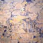 Domingo Candia - Paisaje - oleo sobre tela - 48 x 68 cm - 1967