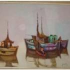 Gorrochategui, Barcas Pesqueras