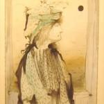 Juan Batlle Planas - Noica - acuarela sobre papel - 39 x 28 cm - 1948