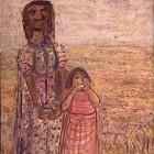 Leonidas Gambartes - Madre e hija