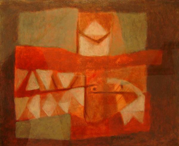 Rono pez rojo