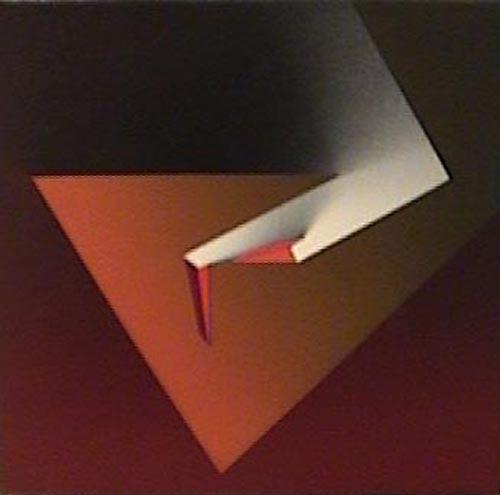 Salvador Costanzo - Nova XXXII - acrilico - 24 x 24cm - 1995