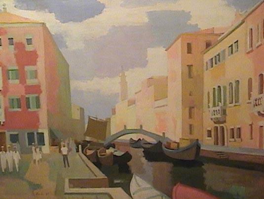 Venecia desde San Barnaba
