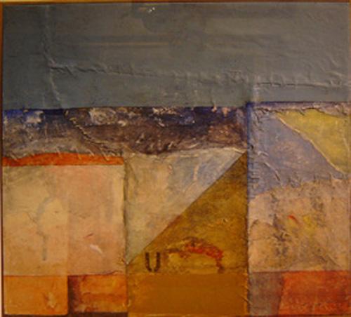 Villa U - Tec. Mixta - 30 x 31 cm - 1996