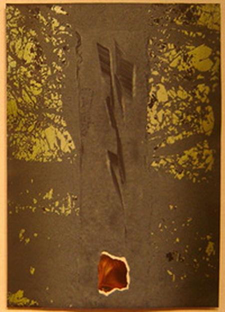 Graciela Zar  - Niño - Monotipo - 23.5 x 17 cm - 2005-